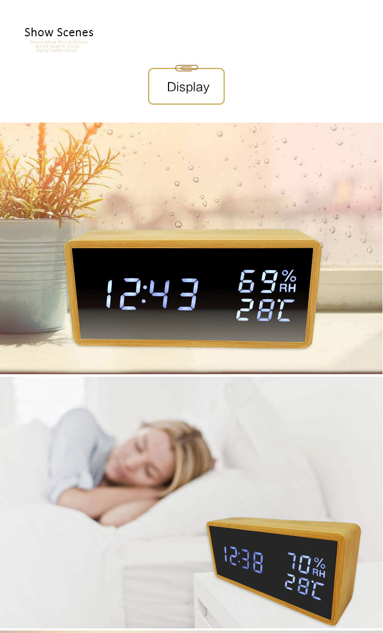table clock supplier