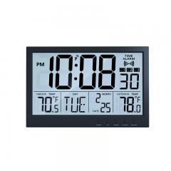 digital multifunction LCD clock