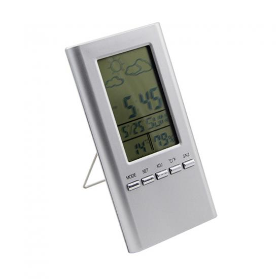 digital plastic clock