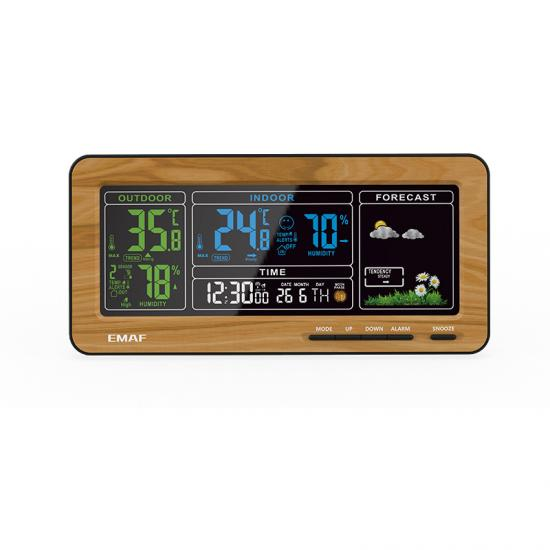 Wireless Weather Station DCF Clock