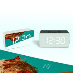 LED digital desktop alarm clock
